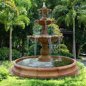 china, granite, marble, outdoor, water, fountain, for, garden, decoration, , gsf-190