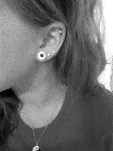 want to stretch my ear to either a 2g or a 0g like in this