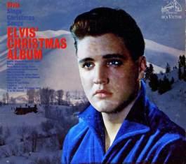 Elvis Presley Christmas Album