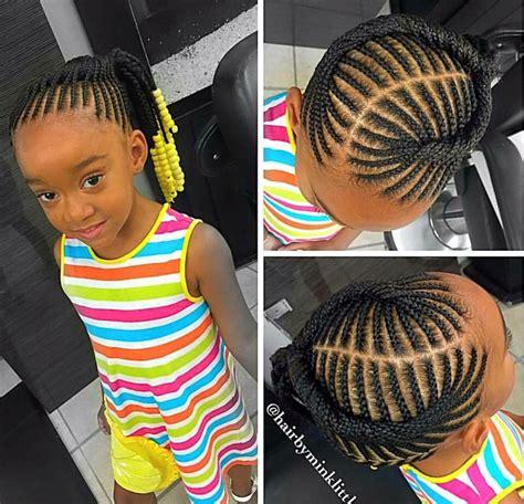 kids braided ponytail naturalista kids braided