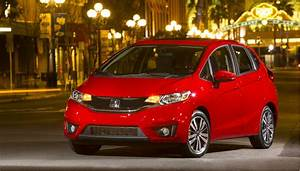 2015 Honda Fit Earns Good Crash Test Ratings