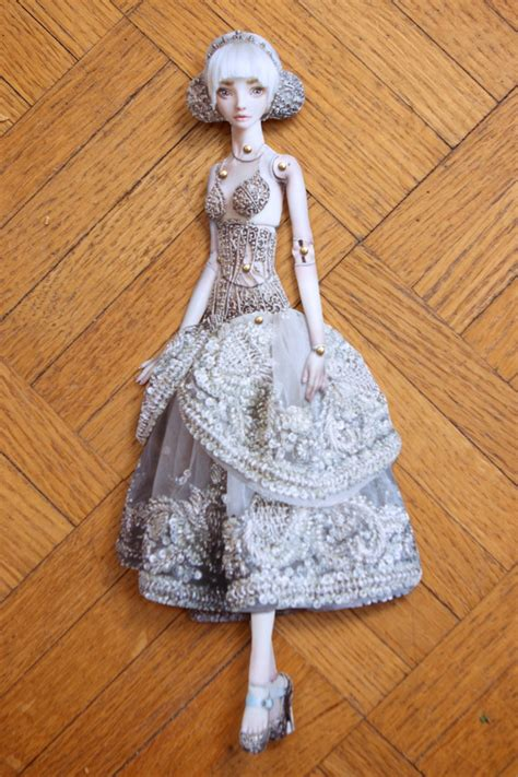 enchanted doll  paper enchanted doll