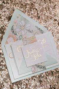 best 25 foil stamping ideas on pinterest letterpress With foil stamped wedding invitations canada