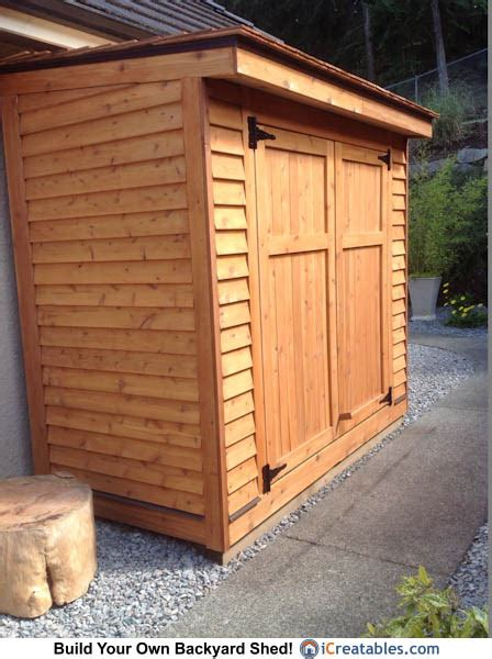8 By 4 Shed by 4x8 Lean To Shed Image Icreatables