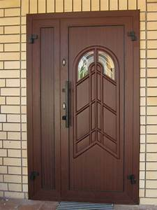 portes d39entree sur mesure mestre raposa france With porte d entrée pvc imitation bois