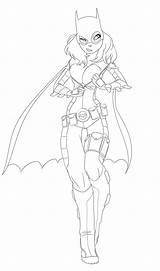 Batgirl Coloring Pages Cartoon Printable Drunken Novice Batman Lines Supergirl Drawings Print Colouring Sketch Bestcoloringpagesforkids Drawing Sheets Sketches Deviantart Cartoons sketch template