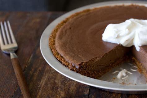 chocolate pie recipe easy dessert recipes
