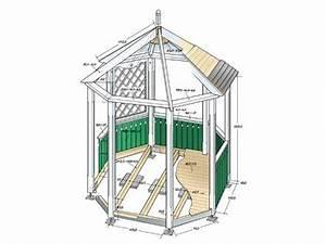 Pavillon Holz Selber Bauen : pavillon selber bauen anleitung ~ Michelbontemps.com Haus und Dekorationen