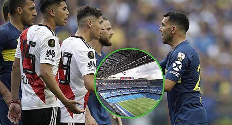 River Plate vs. Boca Juniors: dónde y cuándo se jugará la ...