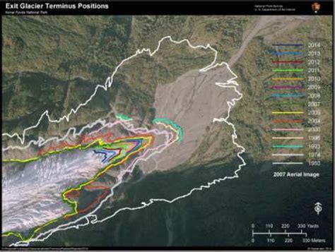 glacier monitoring kenai fjords national park