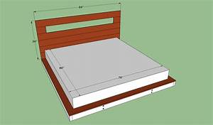 diy queen size platform bed plans Quick Woodworking Projects