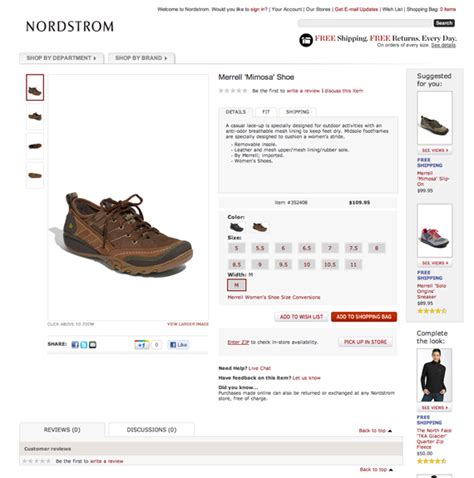 product page seven tips for creating killer e commerce product pages