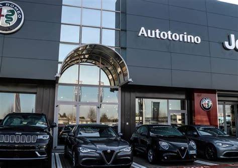 Alfa Romeo E Jeep A Saronno Autotorino Inaugura Nuova