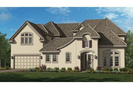 tuscany  taylor morrison  havencrest dream house plans courtyard entry tuscany