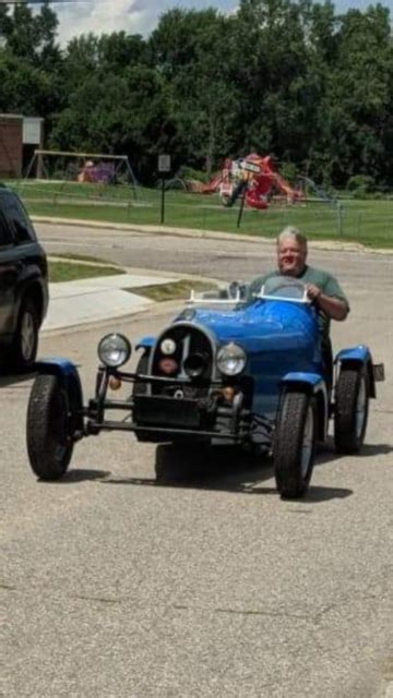 Great fun and sporty kit car i built in 1986. 1924 Bugatti Type 35 Kit Car built on 1964 Volkswagen Beetle Chassis for sale: photos, technical ...