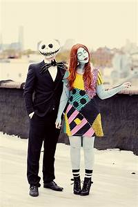 The Nightmare Before Christmas Sally and Jack - couples ...