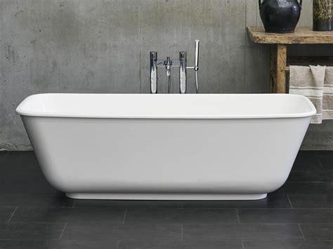 Badewannen Materialien Im Vergleich by Freistehende Badewanne Aus Clearstone Nuvola Classic