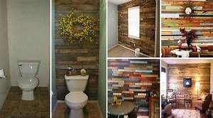 Pallet Wall Projects Home Design, Garden & Architecture
