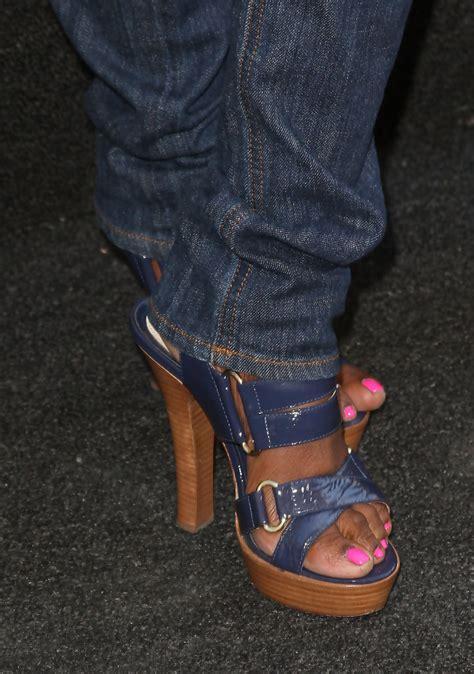 tichina arnolds feet
