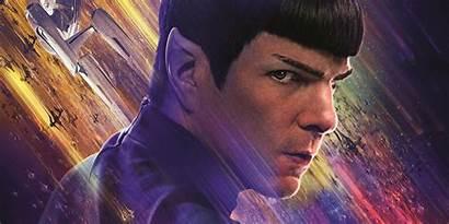 Trek Spock Star Beyond Quinto Zachary Wallpapers