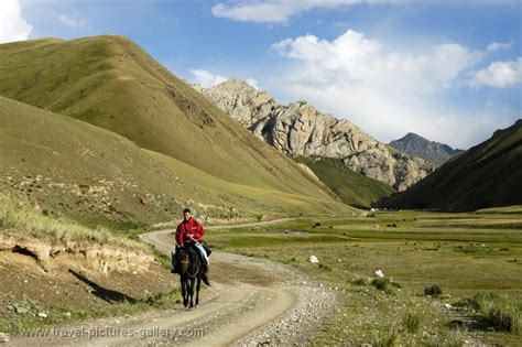 Pictures of the Silk Road - Kyrgyzstan - Mountains-0015 ...