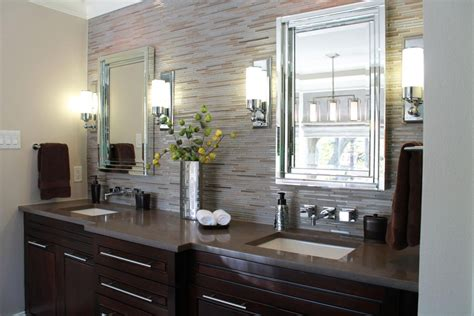 Bathroom Vanity Lighting Ideas And Pictures by 30 Great Pictures And Ideas Classic Bathroom Tile Design Ideas