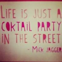 Quotes About Cocktails Quotesgram