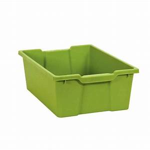 Grand Bac De Rangement : bac en plastique grand mod le vert case et bac de rangement sur planet eveil ~ Teatrodelosmanantiales.com Idées de Décoration