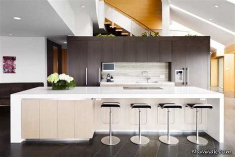 best contemporary kitchens دکوراسیون و کابینت آشپزخانه مدرن 2016 1597