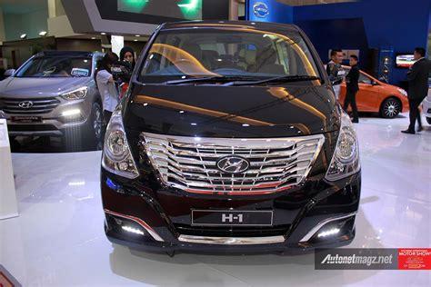 Modifikasi Hyundai H100 by Impression Review Hyundai H 1 Facelift 2016