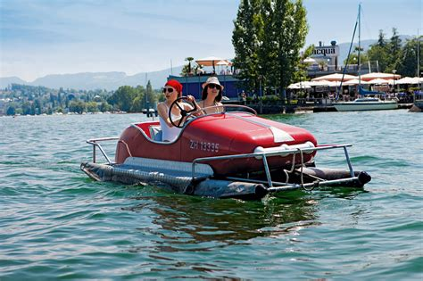 Pedal Boat Zurich by Happiest Country In The World 35 Things To Do In