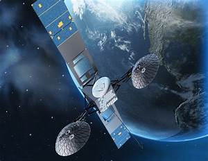 Boeing Completes Satellite for NASA TDRS Constellation ...