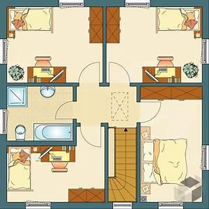 Grundriss Einfamilienhaus 140 Qm : bravur 130 von fingerhaus komplette daten bersicht ~ Markanthonyermac.com Haus und Dekorationen