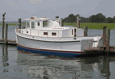 Cmd Boats by Redwing 34 Tug Tugboat Yacht