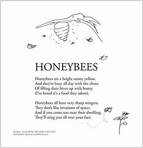 Bee Poems Daisy Steiner Quotes