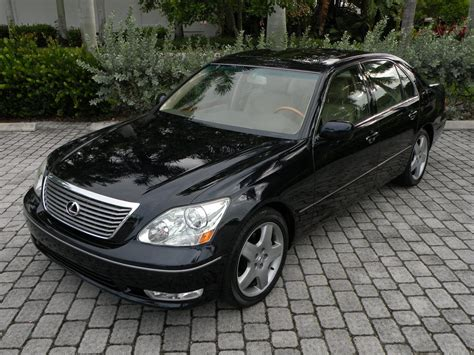 2005 Lexus Ls 430 430 Fort Myers Florida For Sale In