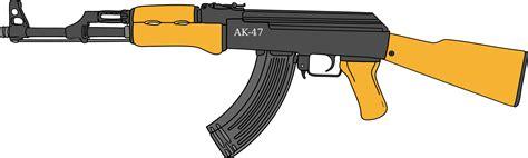 Ak 47 Clipart Clipart Ak 47