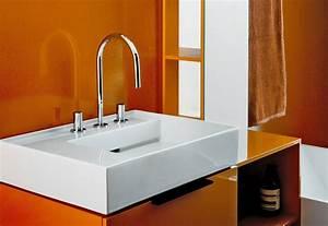 Kartell By Laufen : kartell by laufen washbasin mixer 3 hole by laufen stylepark ~ A.2002-acura-tl-radio.info Haus und Dekorationen