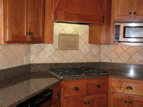 ceramic tile ideas for kitchens 24 gorgeous marble backsplash kitchen ideas 24 spaces 8107