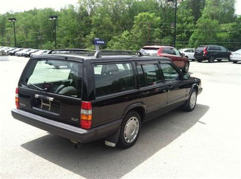 1994 Volvo 940 Wagon by Find Used 1994 Volvo 940 2 3l 4 Cylinder Wagon Low