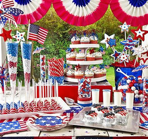 4th of july themes party city serves up patriotic party ideas for a rocking fourth of july