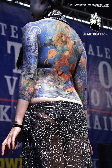 frankfurt tattoo convention heartbeatink tattoo magazine