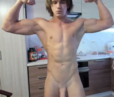 Crazy Hot Hung Russian Camstar Dude Lpsg