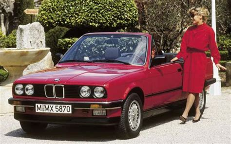 Buying A Classic Bmw 3series Cabriolet Telegraph
