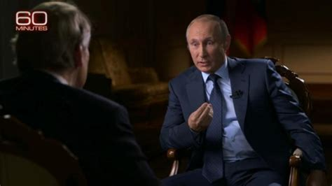 What Cbs Edited Out Of Putin's Interview