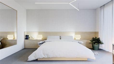 Photo Chambre Zen De Style Minimaliste