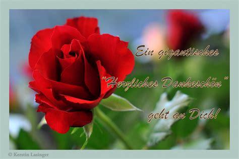Herzliches Dankeschön Foto & Bild  Karten Und Kalender
