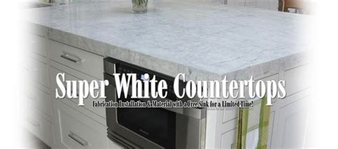 about us white countertops