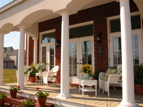 covered front porch plans 50 covered front home porch design ideas pictures