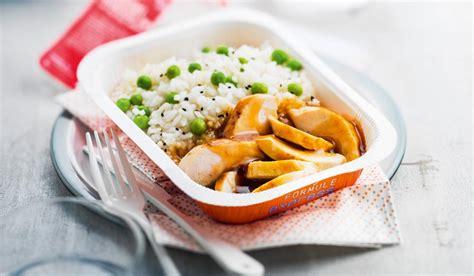 plat cuisiné picard poulet sauce teriyaki et riz au sésame surgelés les